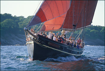 Aurora Schooner Charters - Cruises/On The Water - 1116 Capella S, Newport, RI, United States