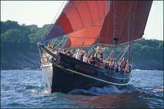 Aurora Schooner Charters - Schooner Boat Ride - 1116 Capella S, Newport, RI, United States