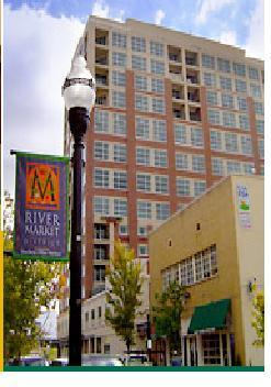 Courtyard By Marriott Downtown - Hotels/Accommodations - 521 President Clinton Avenue, Little Rock, AR, United States