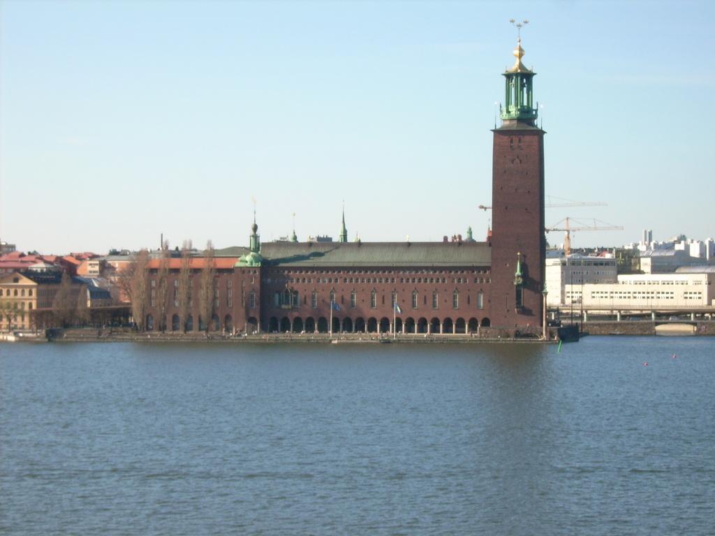 Borgligt Vigsel - Ceremony Sites - Hantverkargatan 1, Stockholm, SE