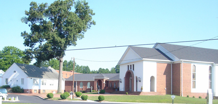 Walnut Grove Baptist Church - Ceremony Sites - 7046 Cold Harbor Rd., Mechanicsville, VA, United States