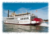Creole Queen Paddlewheeler Cruise - Entertainment - 2 Canal St, New Orleans, LA, 70130, US
