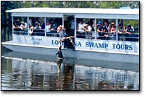 Swamp Tour - Entertainment - 9714 Barataria Blvd, Crown Point, LA, 70072-7589, US