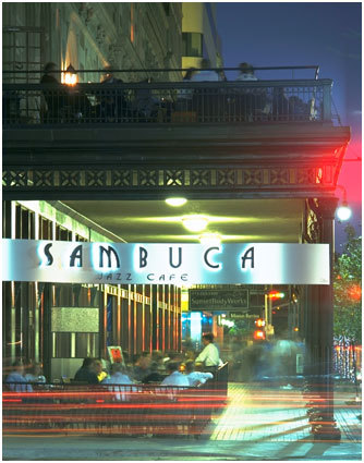Sambuca - Bars/Nightife, Restaurants, Attractions/Entertainment, Reception Sites - 909 Texas Avenue, Houston, TX, United States