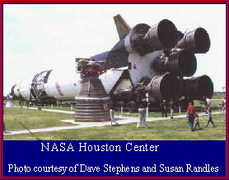 NASA Space Center - Attraction - 1601 Nasa Pkwy, Houston, TX, 77058, US