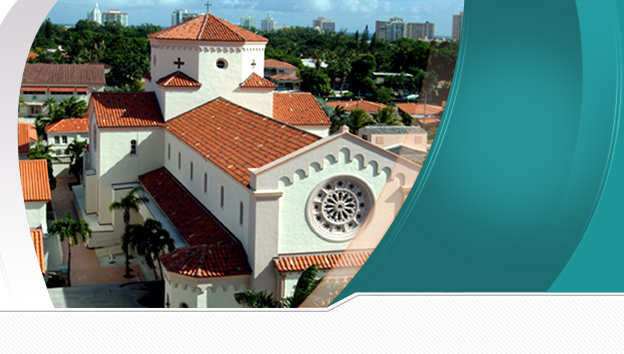 St. Patrick's Catholic Church - Ceremony Sites - 3716 Garden Ave, Miami Beach, FL, 33140, US