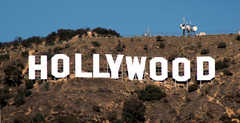 Hollywood Sign - Attraction - Hollywood Sign, Los Angeles, CA