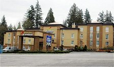 Holiday Inn Express Hotel & Suites Surrey - Hotel - 15808 104th Ave, Surrey, BC, Canada