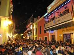 San Sebastian Street Bars - Bars -