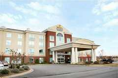 Holiday Inn Express Hotel & Suites - Hotel - 895 Spartan Blvd, Spartanburg, SC, 29301