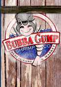 Bubba Gump Shrimp Company - Restaurant - 185 Boardwalk Pl W, Madeira Beach, FL, 33708
