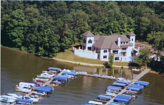 Indianapolis Yacht Club - Reception Sites, Ceremony & Reception - 12900 Fall Creek Rd, McCordsville, IN, 46055