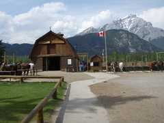 Warner Stables - Attraction - Sundance Road, Banff, AB, T0L