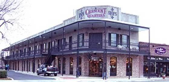 Crescent Quarters - Hotels/Accommodations - 170 S. Main Street, Boerne, Texas, 78006, United States