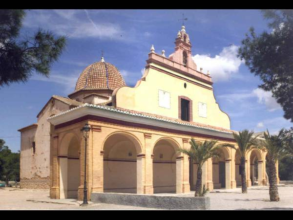 La Ermita De Santa Barbara - Ceremony Sites - C/ San Vicente Ferrer, Moncada, Valencia, Spain