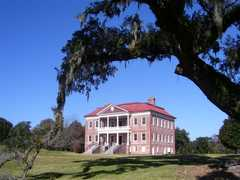 Drayton Hall - Attraction - Drayton Hall Museum, 3380 Ashley River Rd, Charleston, SC, 29414-7105