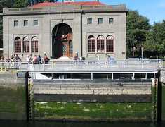 Hiram M Chittenden Locks - Attraction - 3015 NW 54th St, Seattle, WA, United States