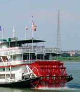 Steamboat Natchez - Attraction - 1 Toulouse St., New Orleans, LA, 70130, United States