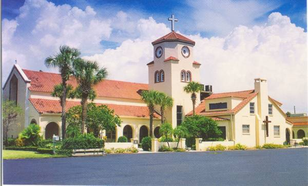Church By The Sea - Ceremony Sites - 495 137th Ave Cir, Madeira Beach, FL, 33708