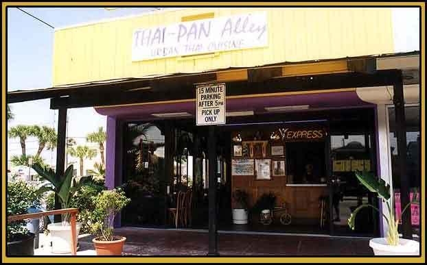 Thai-pan Alley - Restaurants - 2300 Gulf Blvd, Indian Rocks Beach, FL, 33785