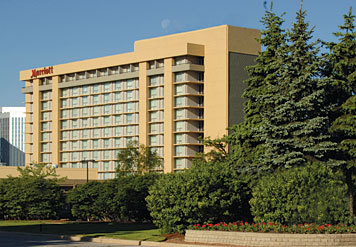 Chicago Marriott O'hare - Reception Sites, Hotels/Accommodations - 8535 W Higgins Rd, Chicago, IL, 60631