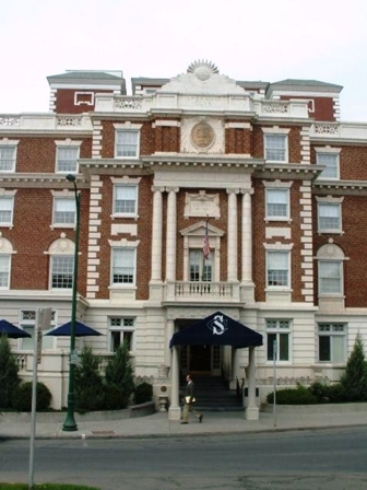 The Spokane Club - Reception Sites, Ceremony Sites, Hotels/Accommodations - 1002 W Riverside Ave, Spokane, WA, 99201
