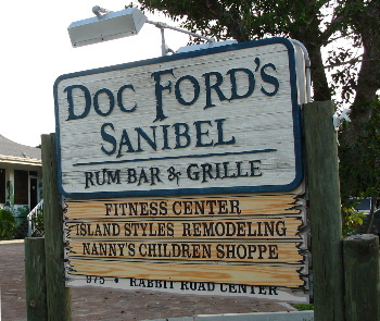 Doc Fords Rum Bar And Grille Bungelow - Reception Sites - 975 Rabbit Rd, Sanibel, FL, 33957