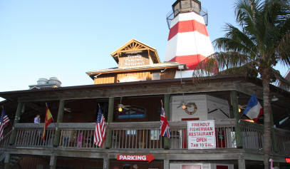 John's Pass Boardwalk - Attractions/Entertainment, Restaurants, Shopping - 150 Johns Pass Boardwalk, Madeira Beach, FL, 33708