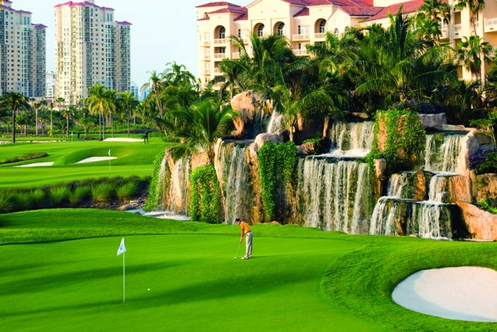 Fairmont Turnberry Isle Resort And Club - Golf Courses - 19999 W Country Club Dr, Miami, FL, 33180