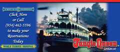 Jungle Queen Riverboat - Entertainment and Nightlife - Northeast 1st Avenue, Fort Lauderdale, FL, United States