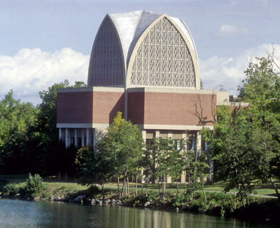 University Of Rochester Interfaith Chapel - Ceremony Sites - 500 Wilson Blvd, Rochester, NY, 14627