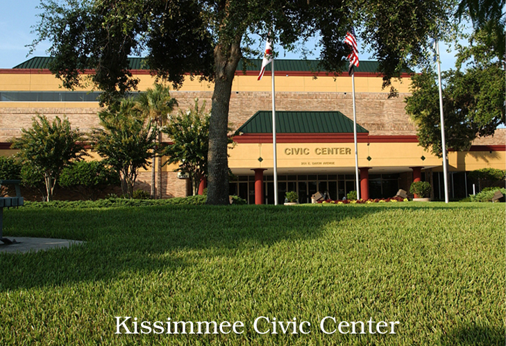Kissimmee Civic Center - Coordinator - 201 E Dakin Ave, Kissimmee, FL, United States