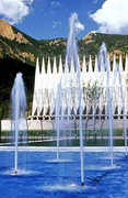 Air Force Academy Visitors Center - Attractions - Air Force Academy, Colorado, CO, US
