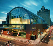 Kimmel Center - Entertainment - 300 S Broad St # 901, Philadelphia, PA, United States