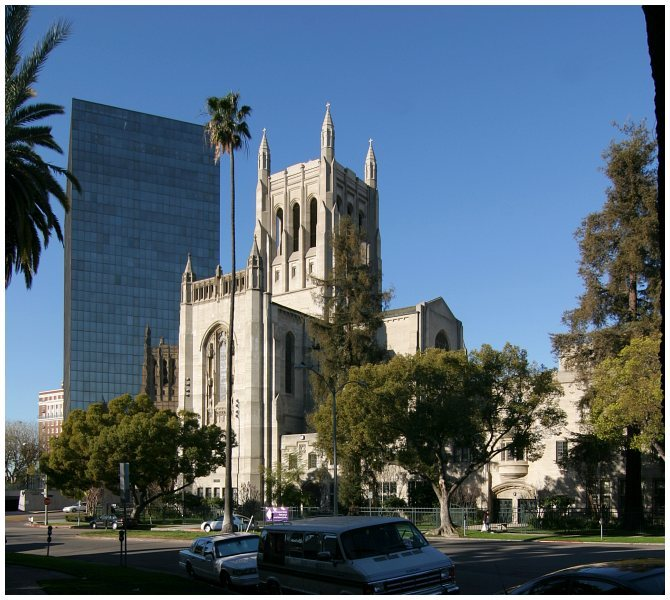 First Congregational Church Of Los Angeles - Ceremony Sites, Ceremony &amp; Reception - 540 S. Commonwealth Ave, Los Angeles, CA, 90020, USA