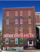 Wilbur Chocolate Co - Attraction - 48 N Broad St, Lititz, PA, United States