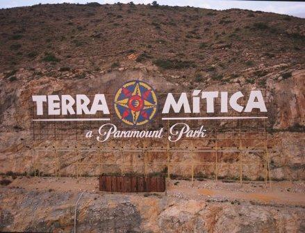 Terra Mitika - Attractions/Entertainment - Terra Mítica, 03500 Benidorm, Benidorm, Valencia, ES
