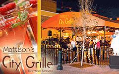 Mattison's City Grille - Restaurant - 1 North Lemon Avenue, Sarasota, FL, United States