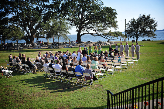 St. Simons Casino Lawn - Ceremony Sites - 2400 Frederica Rd, St Simons, GA, 31522, US