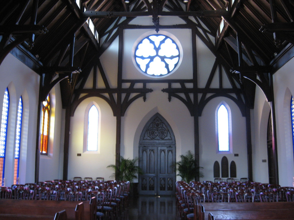 Old St Andrews Church - Ceremony Sites - 317 A Philip Randolph Blvd, Jacksonville, FL, 32202
