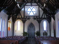 Old St Andrews Church - Ceremony - 317 A Philip Randolph Blvd, Jacksonville, FL, 32202