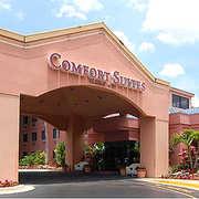 Comfort Suites - Hotel - 2416 N. Orange Ave., Orlando, FL, United States
