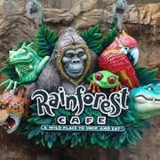 Rainforest Cafe - Restaurant - 1800 E Buena Vista Dr, Lake Buena Vista, FL, United States