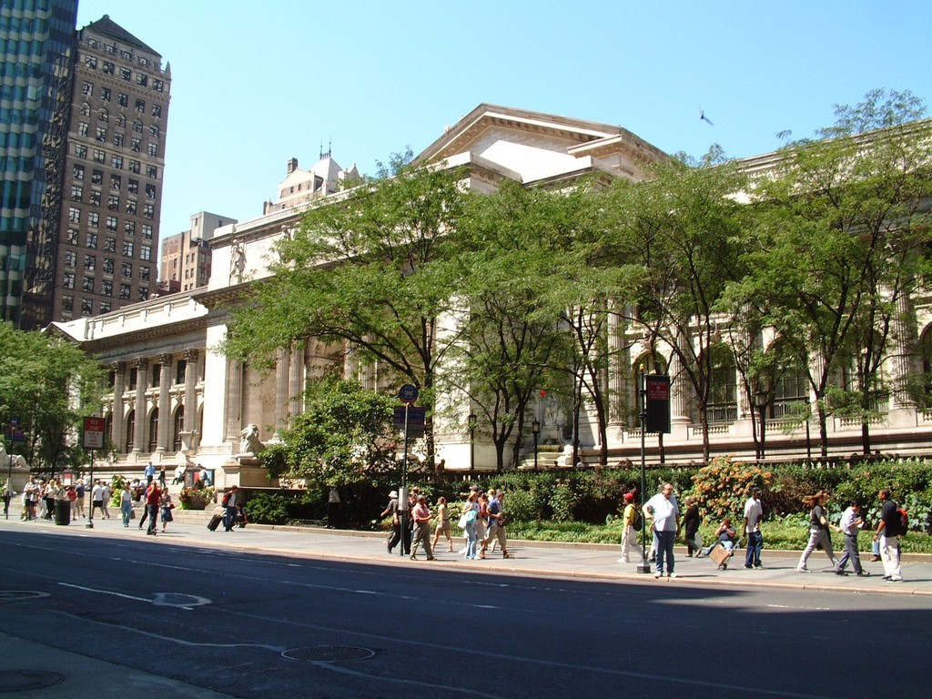 New York Public Library - Attractions/Entertainment, Reception Sites - 455 5th Avenue, New York, NY, United States
