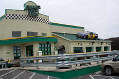 Quaker Steak &amp; Lube - Restaurant - 187 Columbia Mall Dr, Bloomsburg, PA, United States