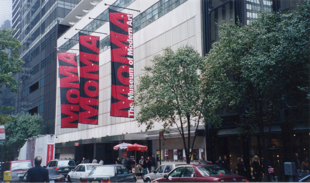 Museum Of Modern Art - Attractions/Entertainment, Shopping - 11 W 53rd St, New York, NY, United States