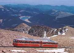 Pikes Peak Cog Railway - Attractions - 515 Ruxton Ave, Manitou Springs, CO, United States