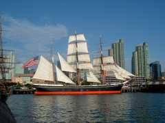 Maritime Museum of San Diego - Attraction - 1492 N Harbor Dr, San Diego, CA, United States