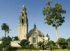 Balboa Park - Attraction - Balboa Park, San Diego, CA