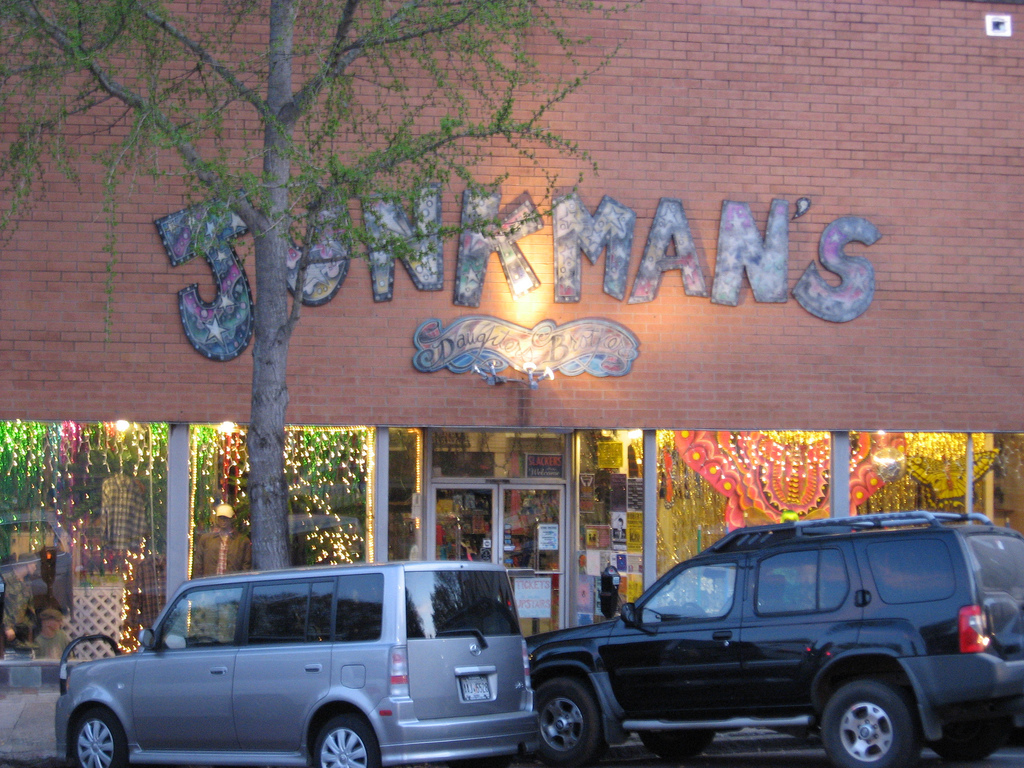 Junkman's Daughter's Brother - Shopping - 458 E Clayton St, Athens, GA, 30601